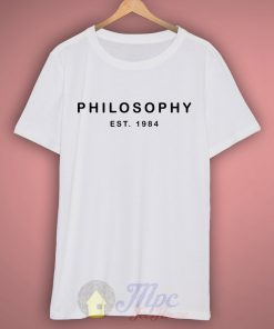 Philosophy 1984 T Shirt