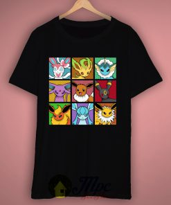 Pokemon Monster Collection T-Shirt