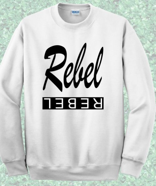 Rebel Crewneck Sweatshirt