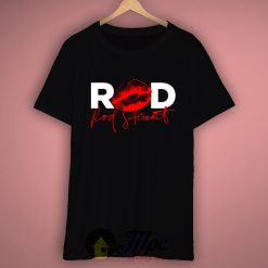 Rod Steward Lips T-Shirt