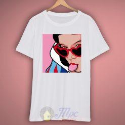 Snow White Pop Art T Shirt