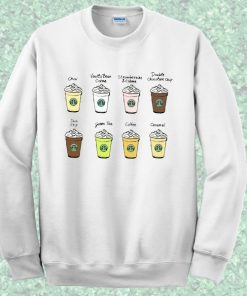Starbucks Dating Crewneck Sweatshirt