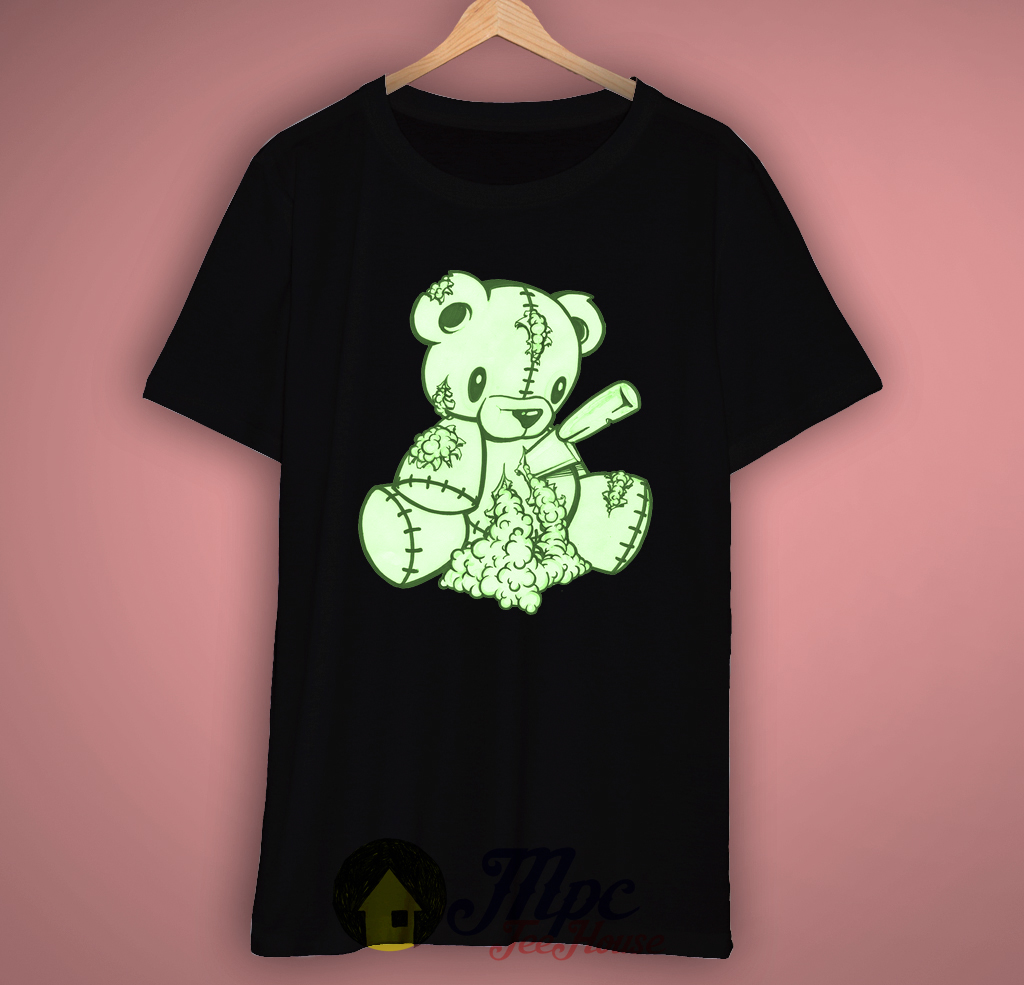 Teddy Bear Zombie T-Shirt
