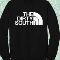 The Dirty South Crewneck Sweatshirt