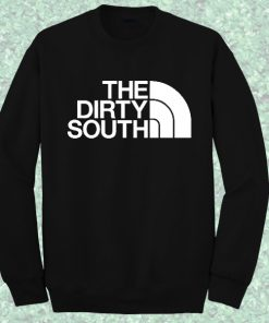 The Dirty South Crewneck Sweatshirt