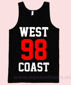 West 98 Coast Unisex Tank Top