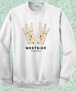 West Side Hand Sweatshirt