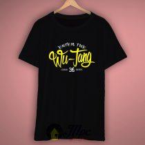 Wu Tang Clan 36 Chambers T-Shirt