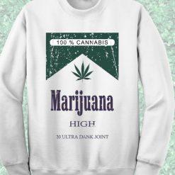 100% Cannabis Sweatshirt