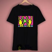 American Pop Art Dancing T Shirt