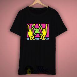 American Pop Art Dancing T Shirt