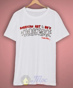 American Pop Art T-Shirt