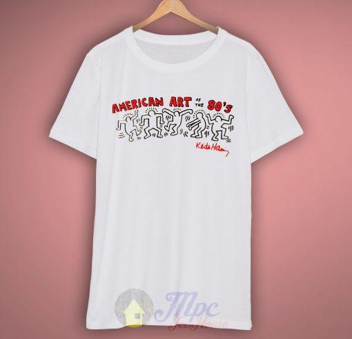 American Pop Art T-Shirt