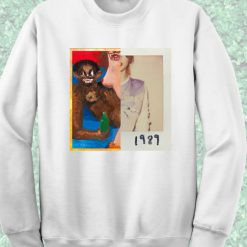 Album Cover Kanye West Taylor Swift Sweatshirt