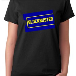 Blockbuster Netflix T Shirt