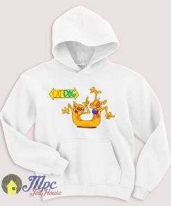 Catdog Cartoon Character Hoodie