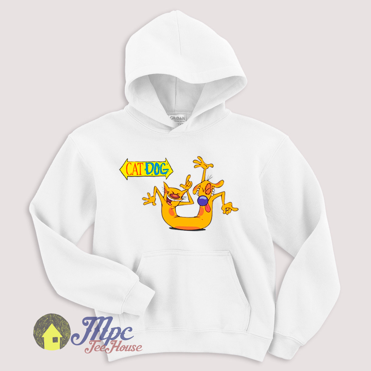 Cartoon character hoodies