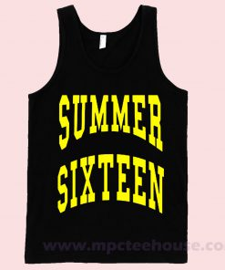 Drake Summer Sixteen Tank Top