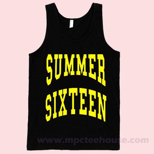 Drake Summer Sixteen Tank Top