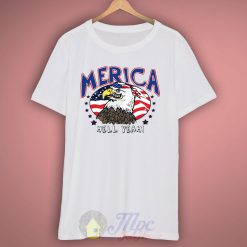Eagle Merica Hell Yeah T Shirt