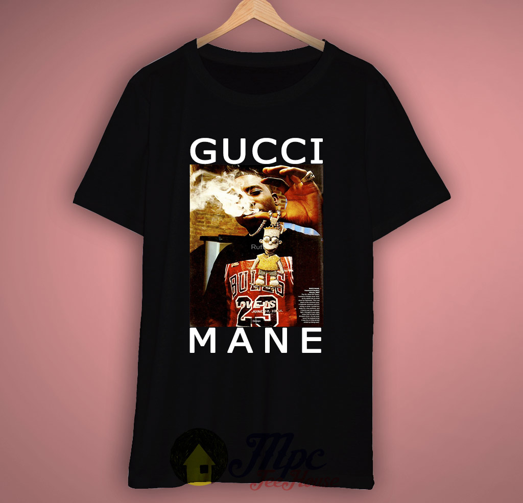 c79d03c96c3 Free Gucci Mane T Shirt – Mpcteehouse  80s Tees