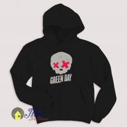 Green Day Skull Hoodie