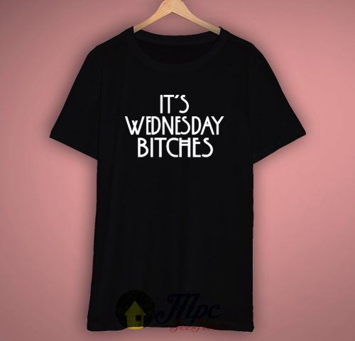 It's Wednesday American Horror Story T Shirt