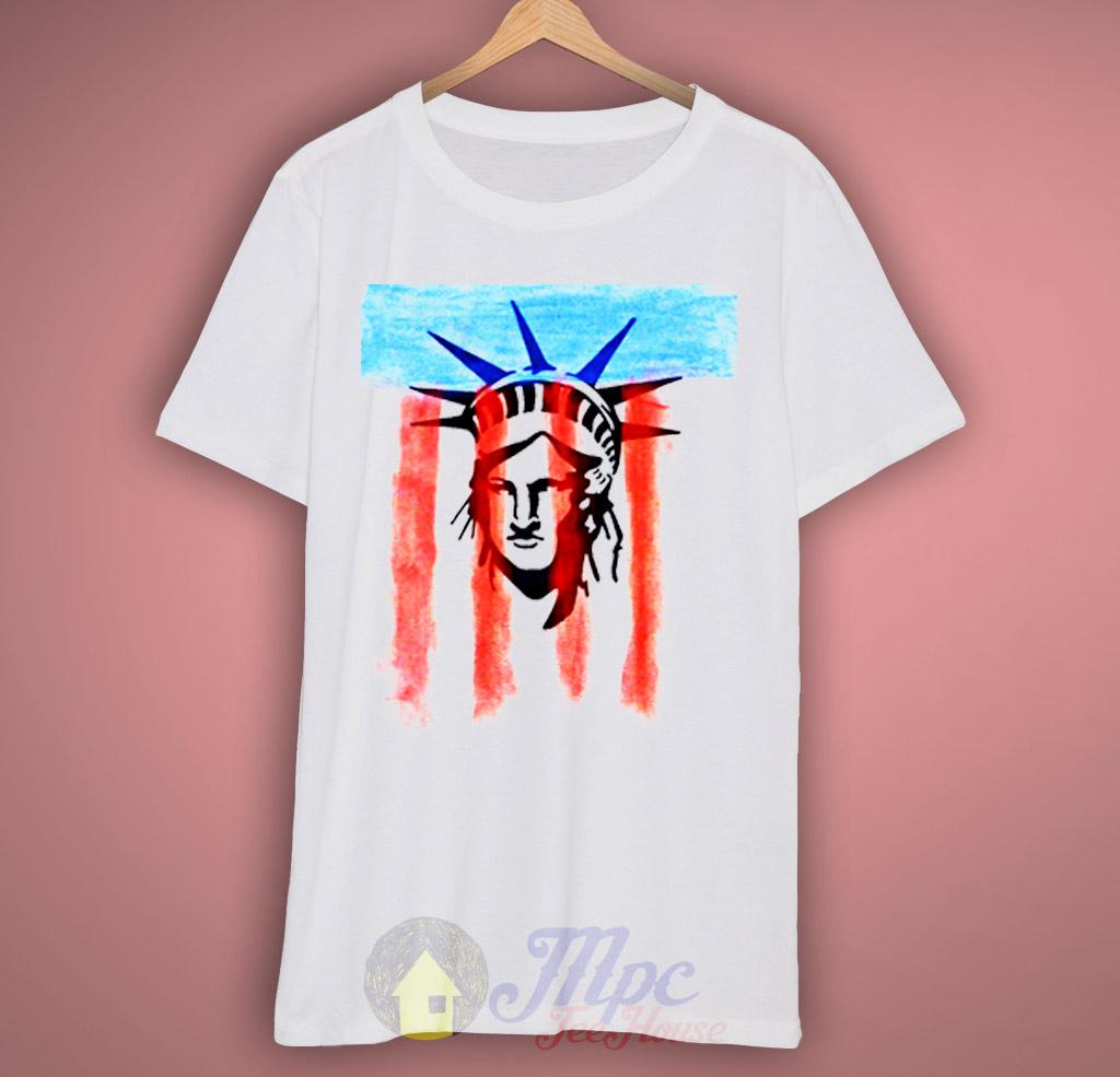 Liberty Merica T Shirt