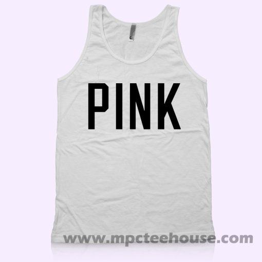 Love Pink Unisex Tank Top