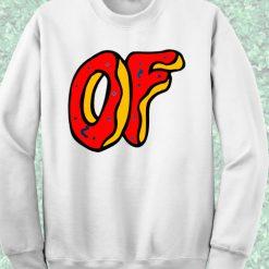 Odd Future Donut Symbol Sweatshirt