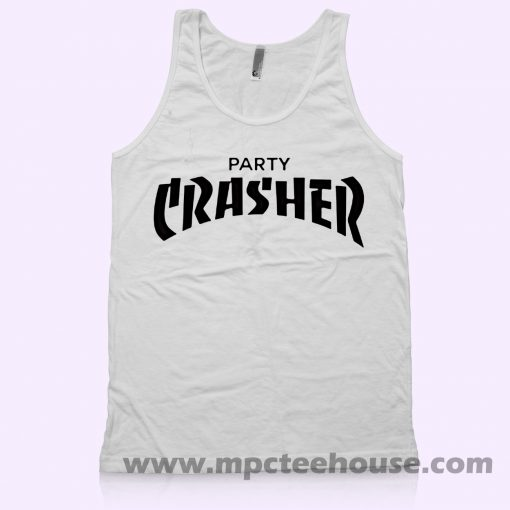 Party Crasher Tank Top