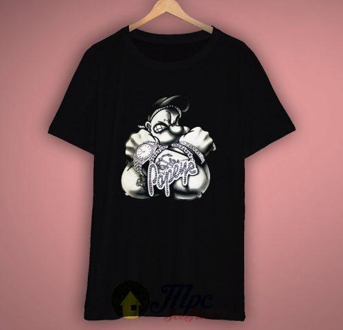 Popeye Gangsta T Shirt