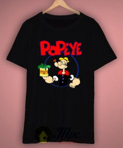 Popeye Spinach T Shirt