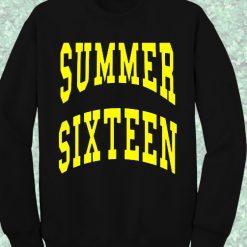 Summer Sixteen Drake Crewneck Sweatshirt