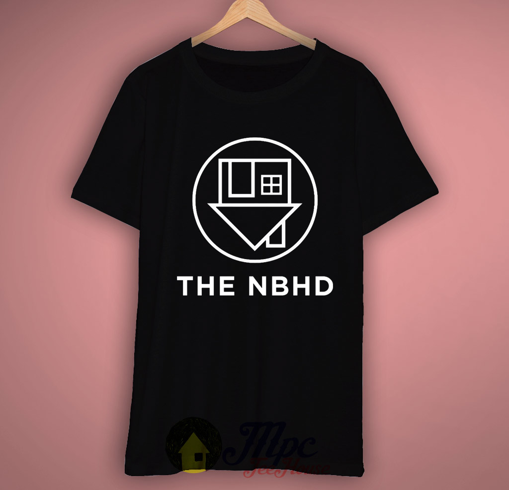 The Neighbourhood Symbol T shirt - Mpcteehouse