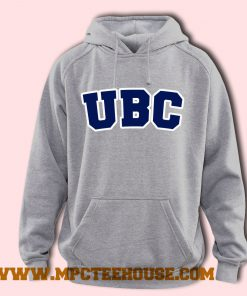 UBC Basketball Pullover Hoodie