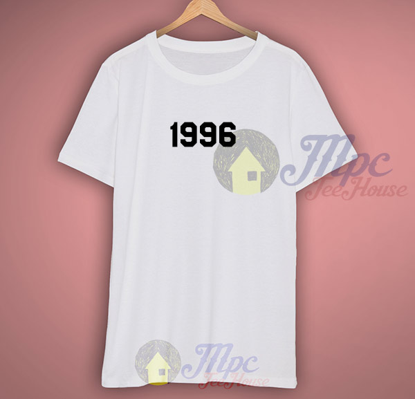 1996 Bornday Cool T Shirt Men Women Size
