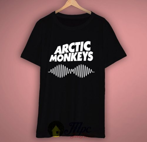 Arctic Monkeys A.M Wave T Shirt