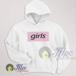 Awesome Girls Pullover Hoodie