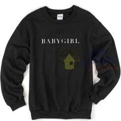 Babygirl Girly Sweatshirt