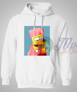 Bart Classic Cartoon Movie Hoodie