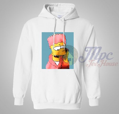 Bart Classic Cartoon Movie Hoodie