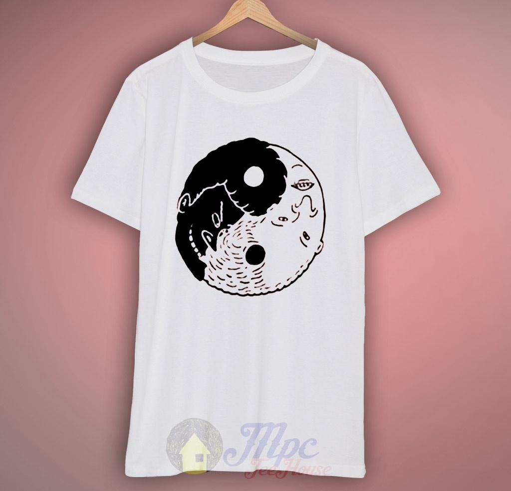 Beavis and Butt-Head Yin Yang T Shirt