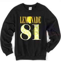 Beyonce Lemonade 81 Sweatshirt