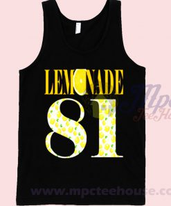 Beyonce Lemonade 81 Tank Top