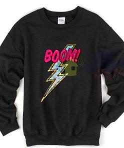 Boom Flash Crewneck Sweatshirt