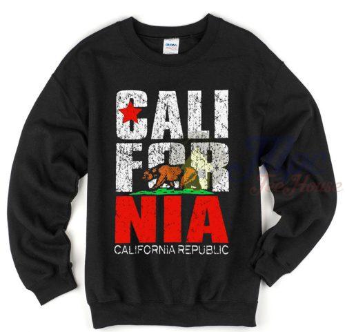 California Republic Crewneck Sweatshirt