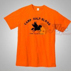 Camp Half Blood Long Island Sound T Shirt