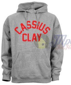 Cassius Clay Muhammad Ali Hoodie