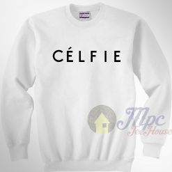 Celfie Unisex Sweatshirt